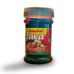 Sambal Java Baby Cumi